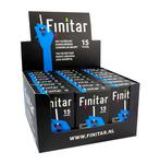Finitar filters paars 15 stuks
