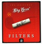 Big ben filters 40 stuks