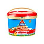 Metten Dicke Sauerlander Bockwurst XXL emmer 14 x 180 gr