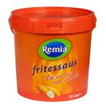 Remia fritessaus oranje 20% 10 liter