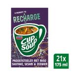 Unox Cup-a-Soup recharge champignon 21 x 175 ml