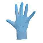 Depa handsch. nitril blauw zp L 100 stk