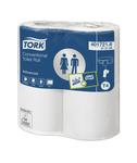 Tork toiletpapier wit tissue 2lgs 12 x 4 rollen