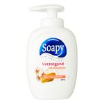 Soapy Verzorgend + Pomp 3 x 300 ml