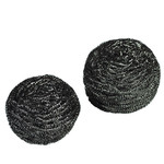 Roestvrijstalen Pannenspons 60 gram 18 stuks