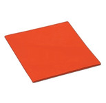 Ecolab zeem rood glad 38x40cm 50 stuks
