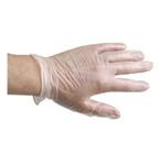 Diversey latex wegwerphandschoen M 100 stuks