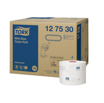 Tork mid-size toiletpapier 2-laags wit T6 advanced 127530