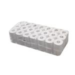 Toiletpapier 2 laags zacht wit 396 vel 7 pakken met 6 rollen