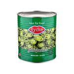 Lydia jalapenos gesneden 3200 ml