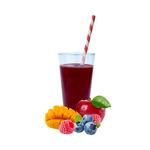 WOW smoothie raspberry heaven zakje 150 gr