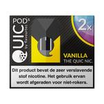 Quic pods vanilla 20 mg 2 stuks