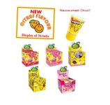 Lutti bubblegum pakket + 2 handdoeken