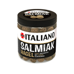 Italiano salmiak hagel potje 170 gr