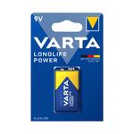 Varta Long Life E-block 6LR61 blister 1stuks (4922)
