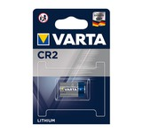 Varta lithium CR 2 rood photo (6206)