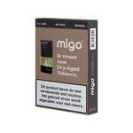 Migo pods dry aged tobacco 2-pack