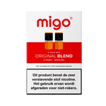 Migo pods almond tobacco 2-pack