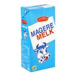 Landhof magere melk pak 1 liter