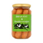 Brabant knakworstjes pot 8 stuks 180 gr