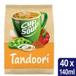 Unox Cup-a-Soup vending Tandoori 40 x 140 ml x 4