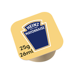 Heinz mayonaise dippots 25 gr
