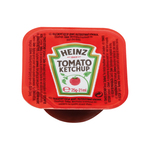 Heinz tomatenketchup dippots 25 gr