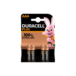 Duracell plus 100% AAA 10x4 (LR03)