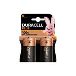 Duracell plus 100% D 10x2 (LR20)