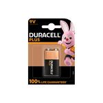Duracell plus 100% 9V 10x1 (6LR61)