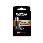 Duracell optimum AA 16x4 (LR6)