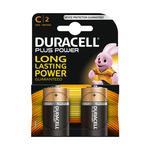 Duracell plus (MN 1400)  C LR 14 blister 2 stuks