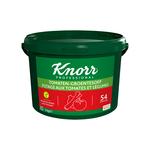 Knorr tomaten-groentesoep emmer 3kg.