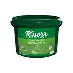 Knorr erwtensoep emmer 2.76kg.