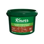 Knorr heldere rundersoep 3kg.