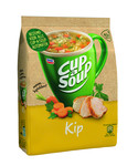 Losse zak cup-a-soup vending kip 40porties