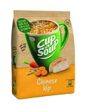 Losse zak cup-a-soup vending chin.kip 40 porties