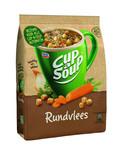 Losse zak cup-a-soup vending rundvlees 40 porties