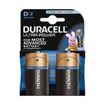 Duracell ultra (MX 1300) D LR 20 blister 2 stuks