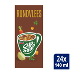 Unox cup-a-soup  rundvlees 24 x 140 ml