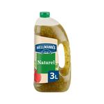 Hellman's dressing naturel 3 liter