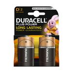 Duracell plus (MN 1300) D LR 20 blister 2 stuks