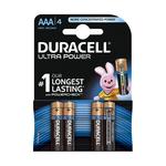 Duracell ultra (MX 2400) 10x4 AAA LR 03