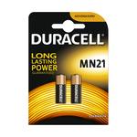 Duracell MN21 3LR50 alkaline staaf blister 2 stuks