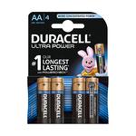 Duracell ultra (MX 1500) AA LR 6 blister 4 stuks