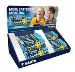 Varta high energy display 10 pack