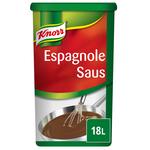 Knorr espagnolesaus 18 ltr