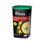 Knorr superieur amerikaanse maiscreme 10ltr.