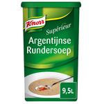 Knorr superieur argentijnse rundersoep 9.5ltr.