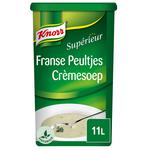 Knorr superieur franse peultjescreme 10ltr.